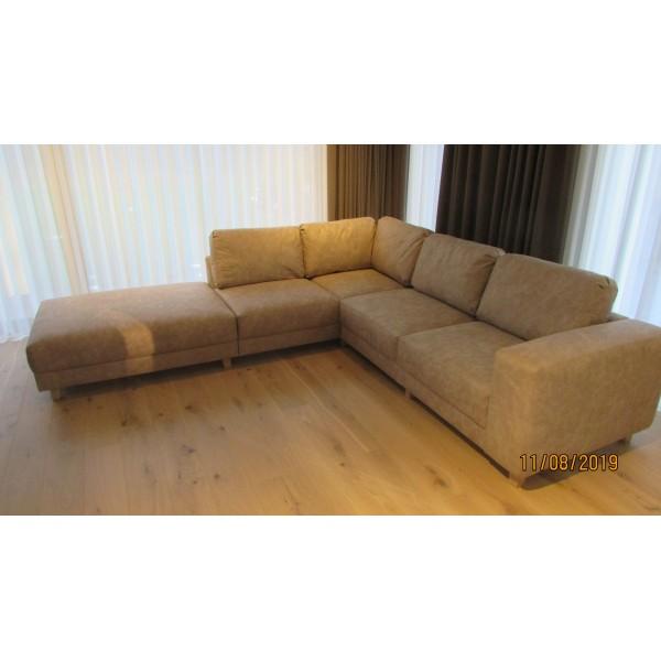 Stūra dīvāns Greis