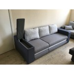"""Dīvāns ar izvelkamu stūri ''Kombi Lote"""""""